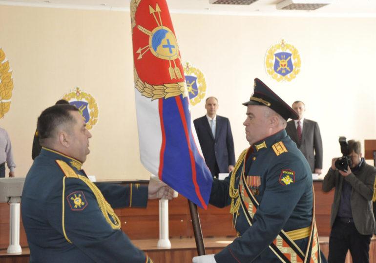 Оренбургская ракетная армия отмечает 55-летний юбилей