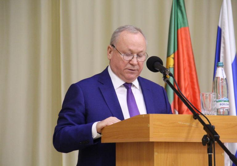 Николай Бантюков вновь избран главой Бузулукского района