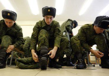 Бузулучане проходят военную службу