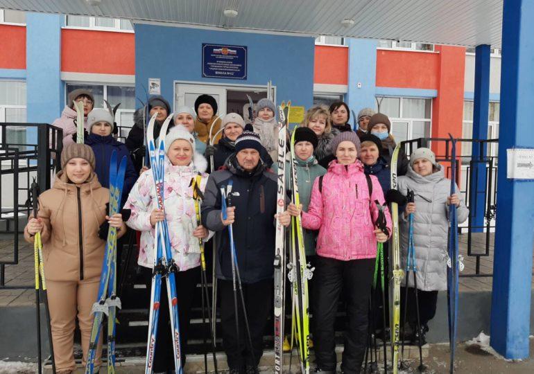 В зачёт– только 285 километров на лыжах