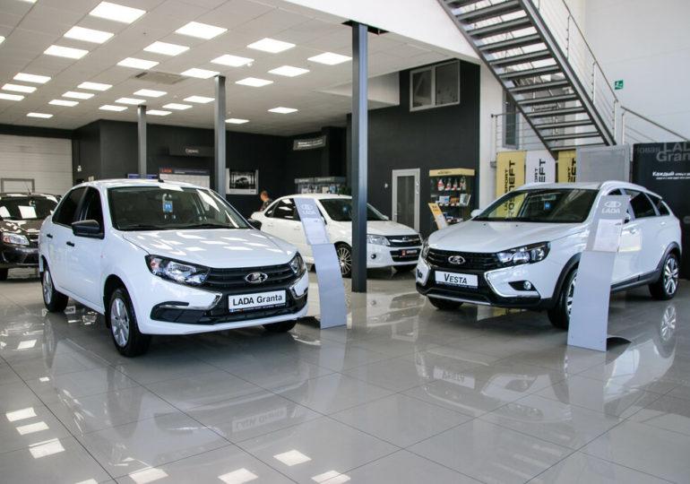 Россияне активно пользуются господдержкой для покупки автомобилей