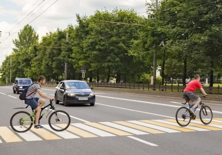 Велосипедисты должны знать!