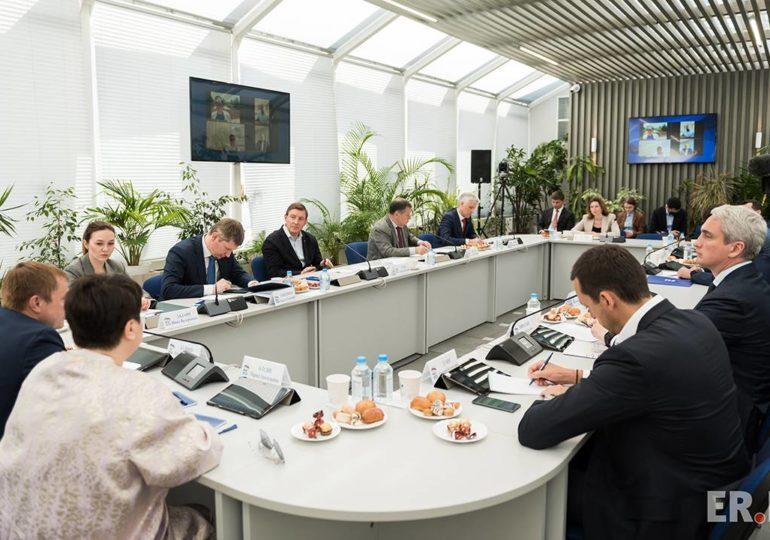Предприниматели и «Единая Россия» вместе готовят предвыборную программу партии