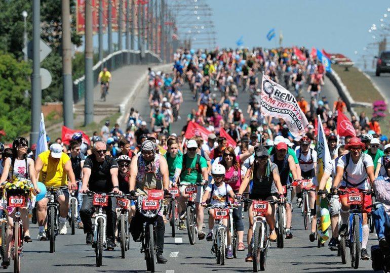 Оренбуржцы отметят Всемирный день велосипедиста велопробегом (6+)