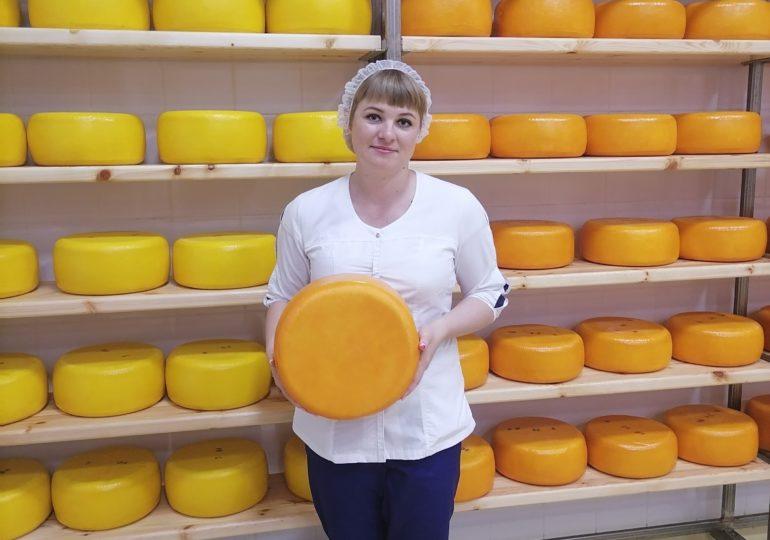 От бурёнки до стола один день на производстве сыра
