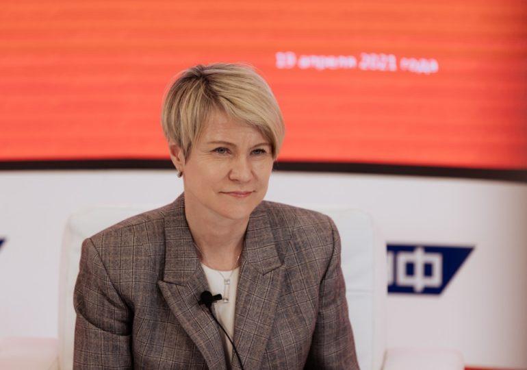 Елена Шмелева предложила создать в России единую платформу для сотрудничества научных сообществ