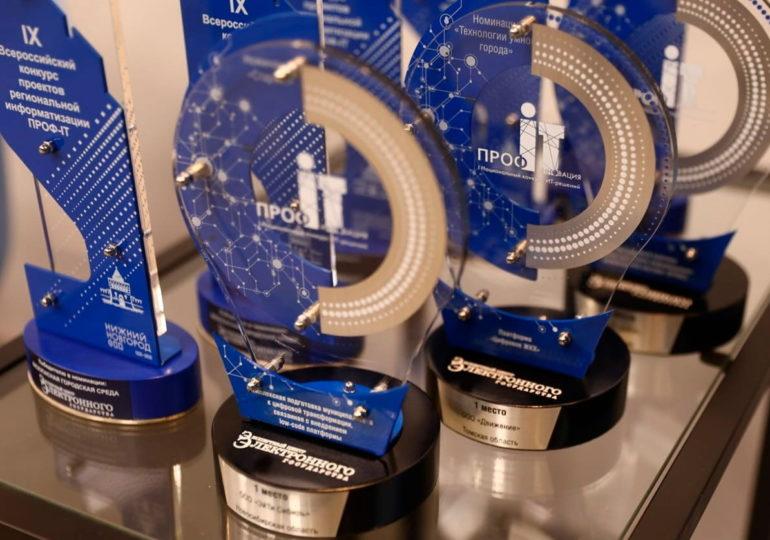 Приложение из Оренбуржья «Активный гражданин» получило «Народное признание» на всероссийском конкурсе проектов «ПРОФ-IT»