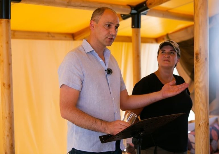 В третий день всероссийского марафона «Новое знание» в эфире выступит Денис Паслер