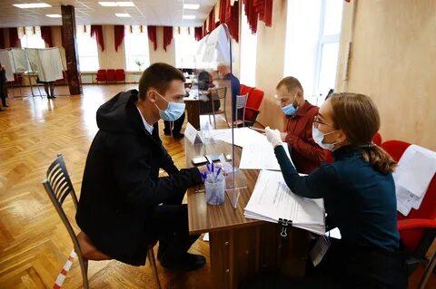 В Оренбуржье проходит второй день голосования